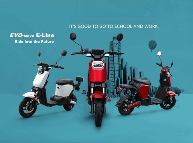 E-scooter Evo Maxx