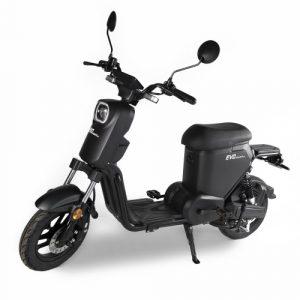 E-scooter evo maxx e-line mat zwart