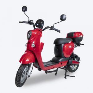 E-scooter evo maxx e-vantage rood