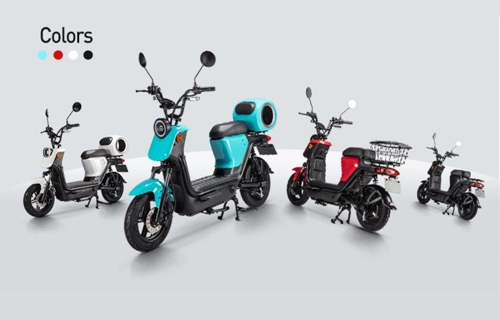 Evo Maxx E scooter E-Trend